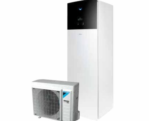 Daikin altherma 3 õhk-vesi soojuspump